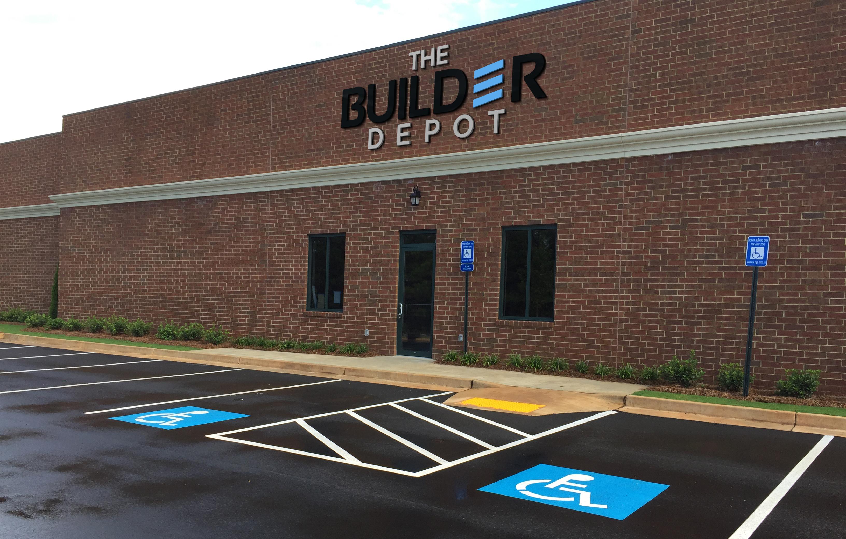 The Builder Depot Building