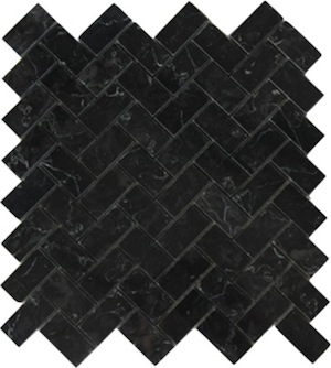 Black Marble Mosaics The Builder Depot Blog