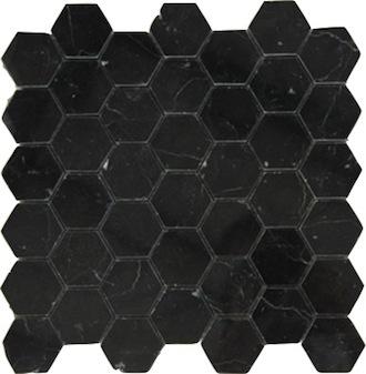 Black Marble Mosaics The Builder Depot Blog