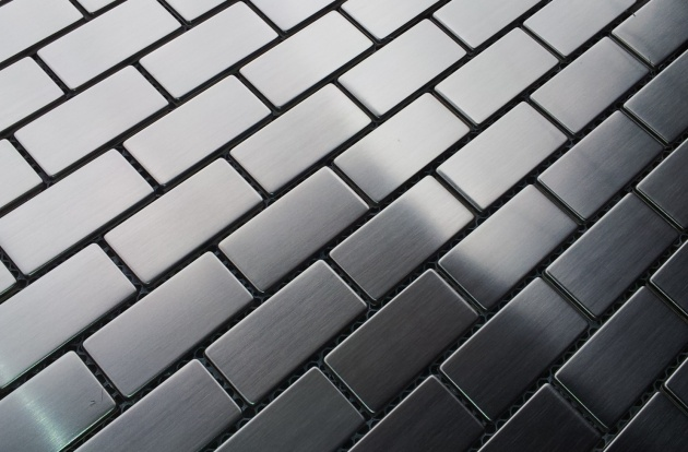 Stainless Steel Metal Mosaic Tile