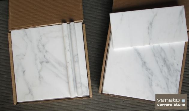 Venato Carrara 12x12