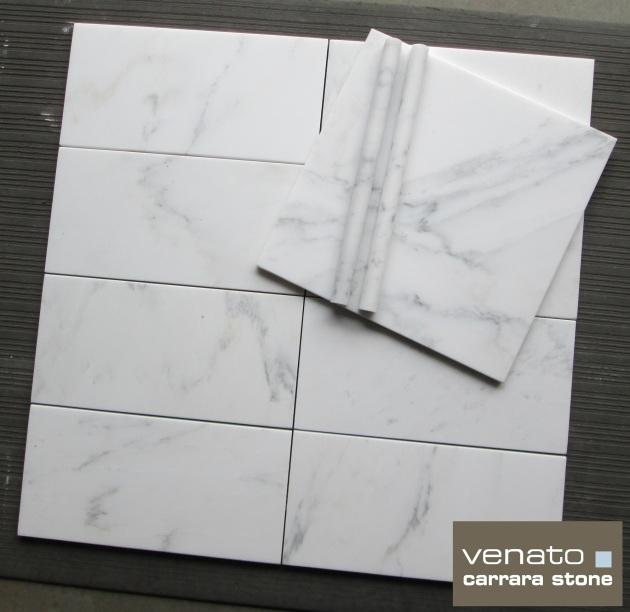 Venato Carrara 6x12