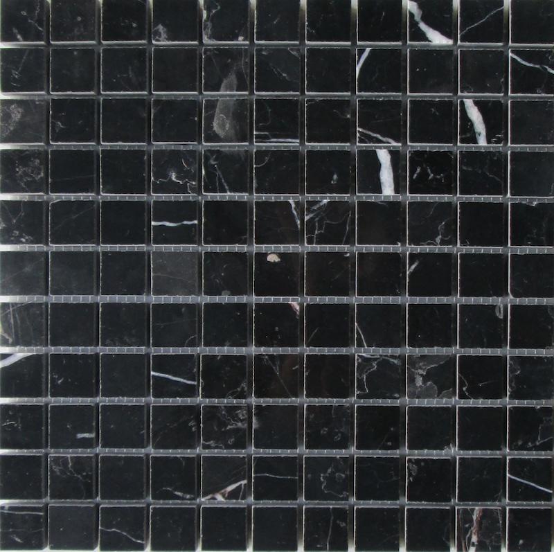 perfekt mosaik bordure nero maquina black marble mosaics perfect for borders