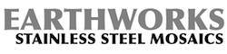 metal mosaic logo