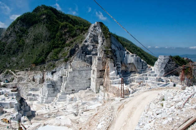 Carrara Quarry