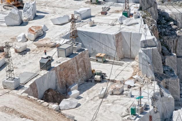 Carrara Quarry II