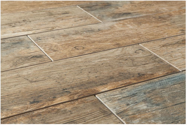 The Look of Wood. Durability of Tile. | the builder depot blog