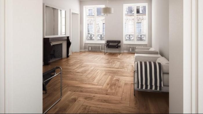 oak wood look tile
