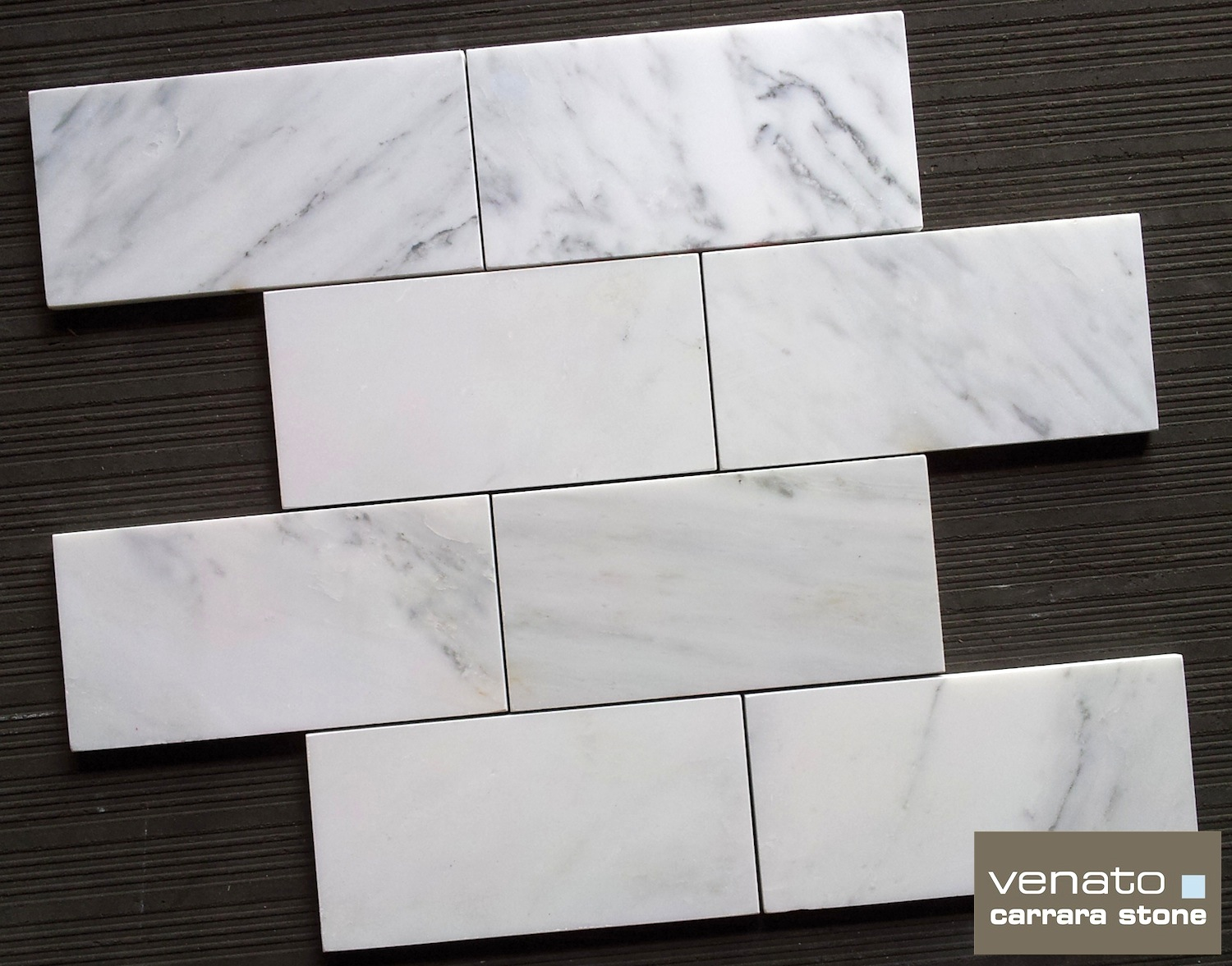 Carrara venato 48 subway tile the builder depot blog carrara venato 48 subway tile dailygadgetfo Gallery