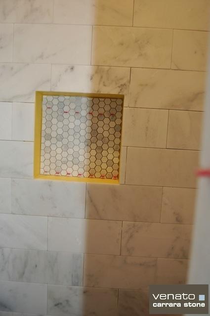 Carrara Venato 6x12