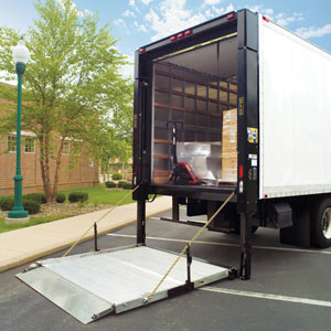 Lift-gate Residential Delivery