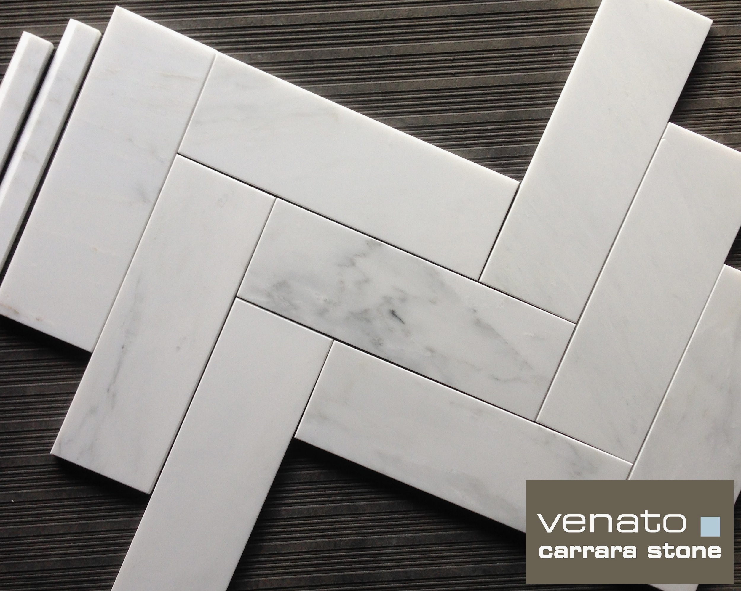 412 herringbone the builder depot blog carrara venato 4x12 marble tile dailygadgetfo Image collections