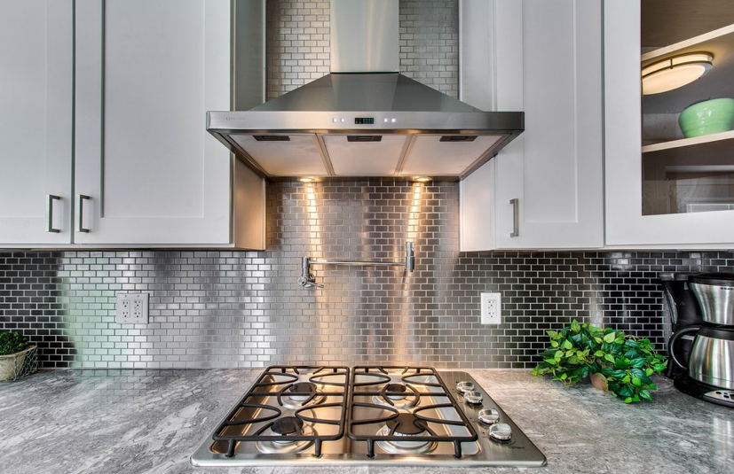 1x2 Stainless Steel Mosaic