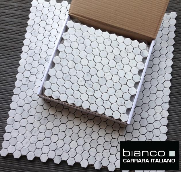 Carrara Bianco 1
