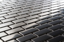 Mini Brick Metal Mosaic