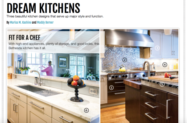 Dream Kitchen 2014