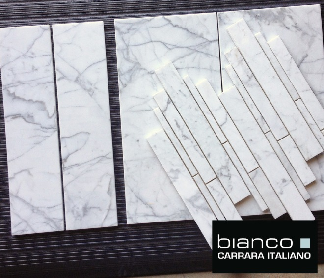 4x16 Carrara Tile