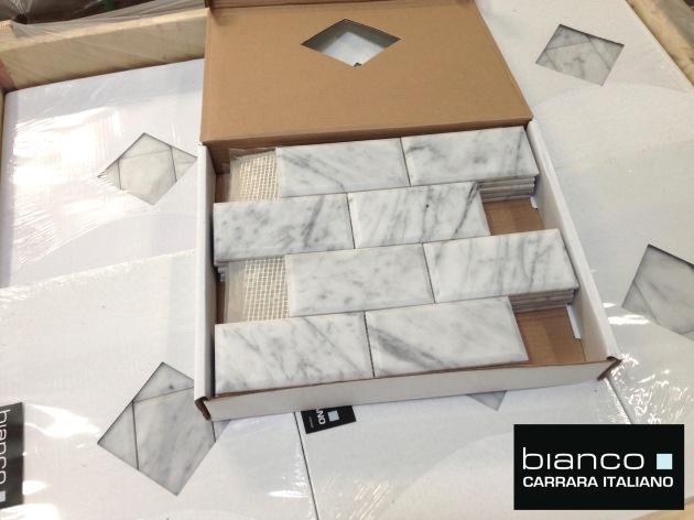 Carrara 3x6