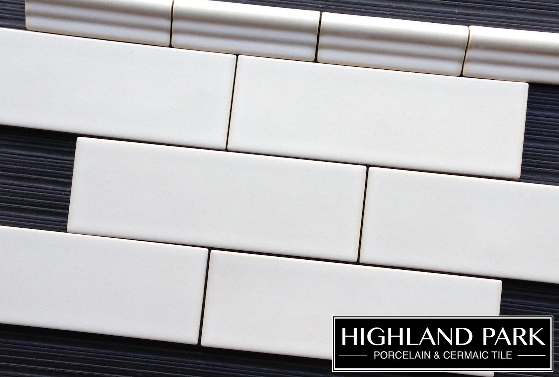 Antique White 4x12 Ceramic Tile