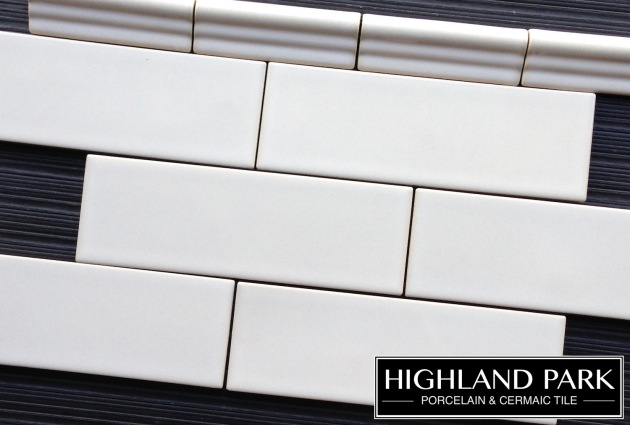 Antique White 4x12 Ceramic Tile