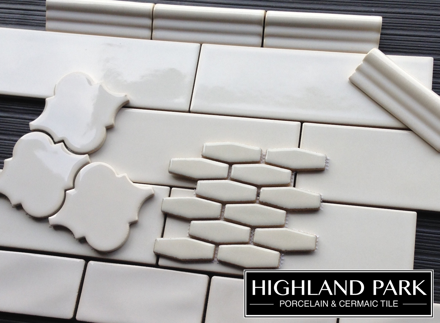 Antique White Highland Park Collection
