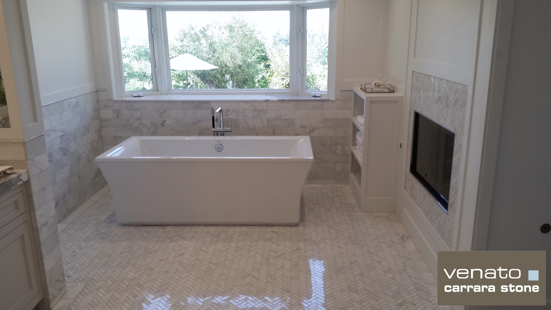 Carrara Venato Polished Bathroom The Builder Depot Blog