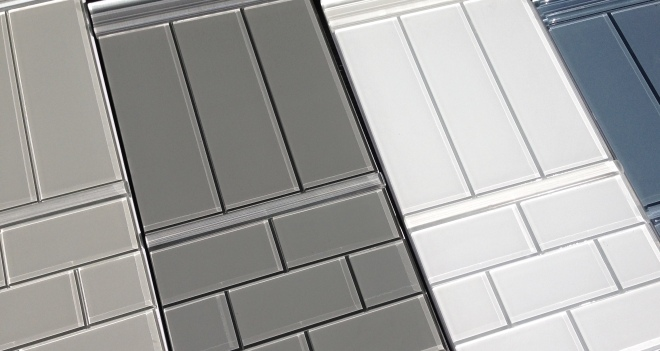 Premium 8mm Glass Subway Tiles