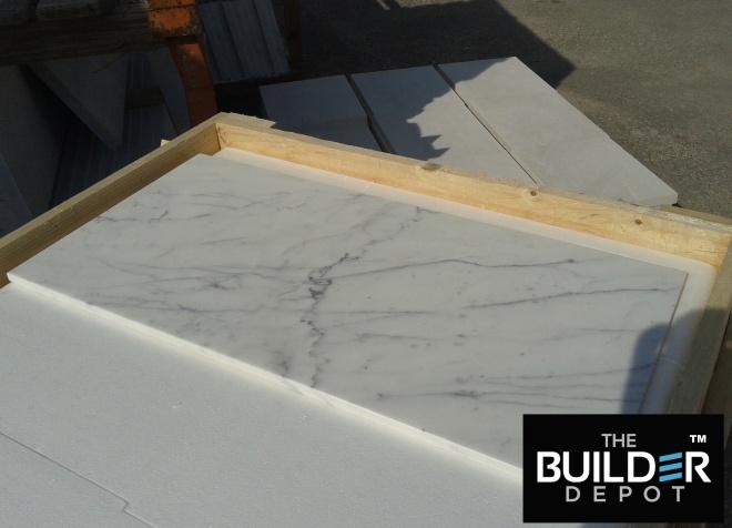 Carrara Bianco C Grade Italian Marble