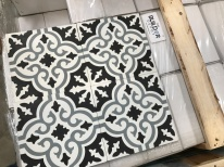 Handmade Encaustic Cement Tiles Foire Mountain