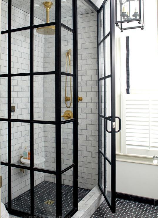 Bianco Shower